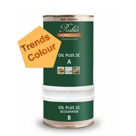 Oil Plus 2C Version spéciale Colour Trends