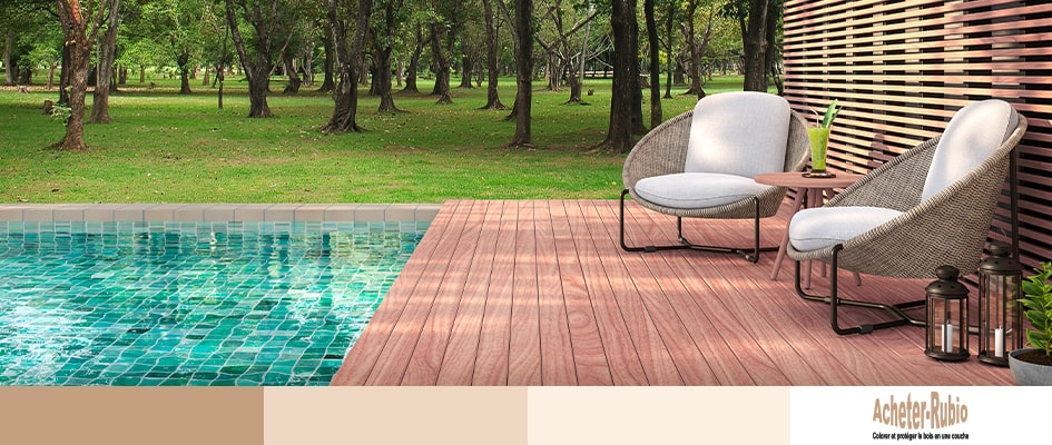 Les différents types de terrasses en bois
