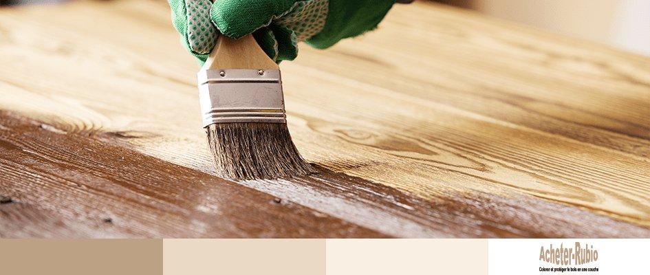 Vernis, lasure, peinture : les milles et une vie d'un meuble en bois